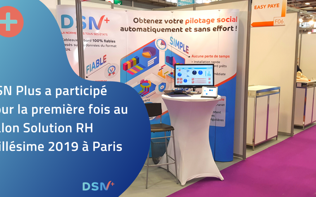 Salon SIRH Paris 2019